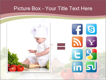 0000074013 PowerPoint Templates - Slide 21