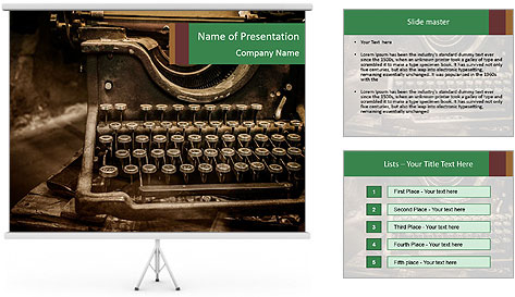 0000074023 PowerPoint Template