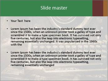 0000074023 PowerPoint Template - Slide 2