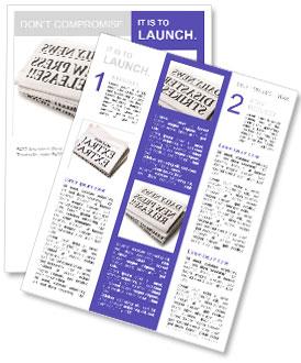 0000074028 Newsletter Templates