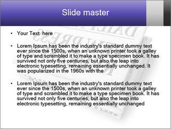 0000074028 PowerPoint Templates - Slide 2