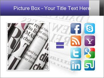 0000074028 PowerPoint Templates - Slide 21