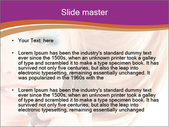 0000074032 PowerPoint Template - Slide 2