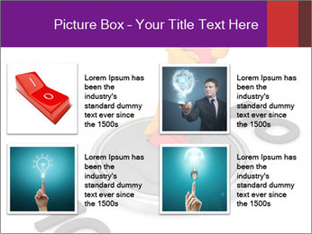 0000074052 PowerPoint Template - Slide 14