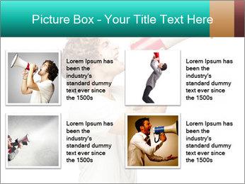 0000074057 PowerPoint Templates - Slide 14