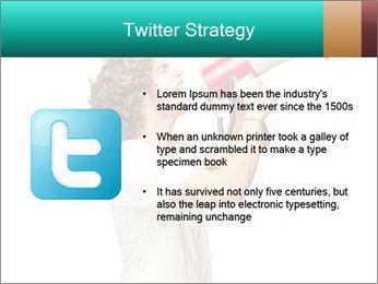 0000074057 PowerPoint Templates - Slide 9