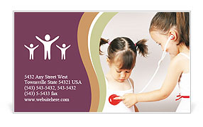 0000074062 Business Card Template