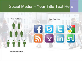 0000074063 PowerPoint Templates - Slide 5