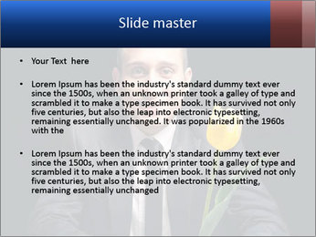 0000074064 PowerPoint Template - Slide 2