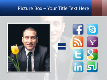 0000074064 PowerPoint Template - Slide 21