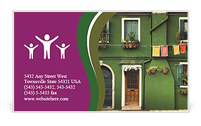 0000074072 Business Card Template