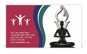 0000074077 Business Card Template