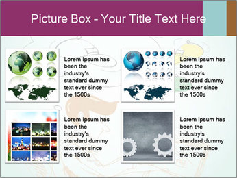 0000074081 PowerPoint Template - Slide 14