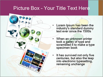 0000074081 PowerPoint Template - Slide 17