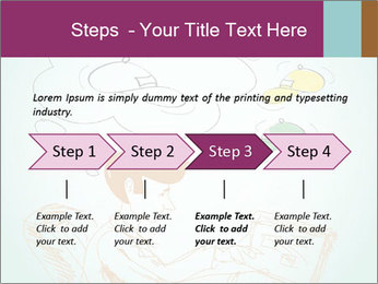 0000074081 PowerPoint Template - Slide 4