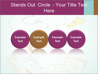 0000074081 PowerPoint Template - Slide 76