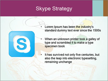 0000074081 PowerPoint Template - Slide 8