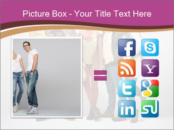 0000074087 PowerPoint Templates - Slide 21