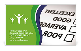 0000074088 Business Card Template