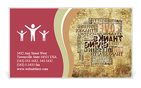 0000074089 Business Card Template