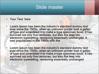 0000074093 PowerPoint Template - Slide 2