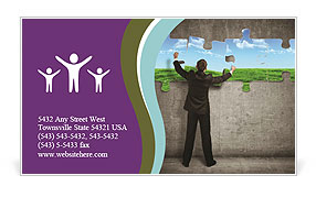0000074095 Business Card Template