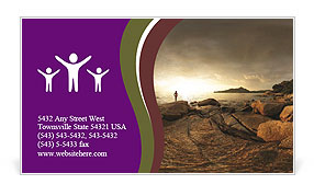 0000074099 Business Card Template