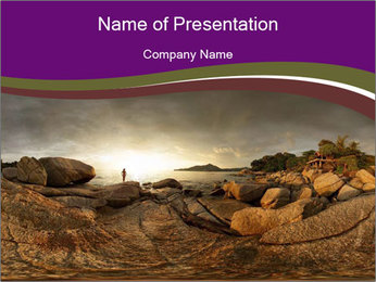 0000074099 PowerPoint Template - Slide 1