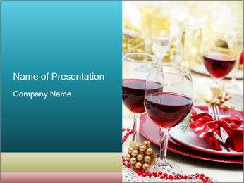 0000074101 PowerPoint Template - Slide 1