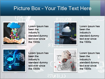 0000074107 PowerPoint Template - Slide 14