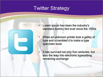 0000074108 PowerPoint Template - Slide 9