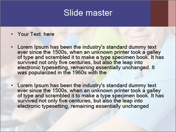 0000074109 PowerPoint Template - Slide 2