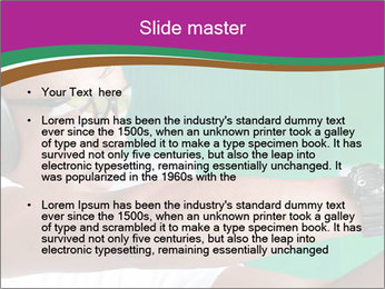 0000074110 PowerPoint Template - Slide 2