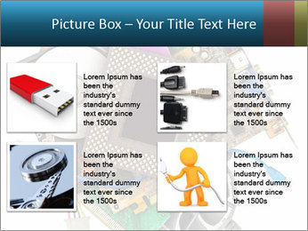 0000074114 PowerPoint Template - Slide 14