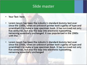 0000074123 PowerPoint Templates - Slide 2