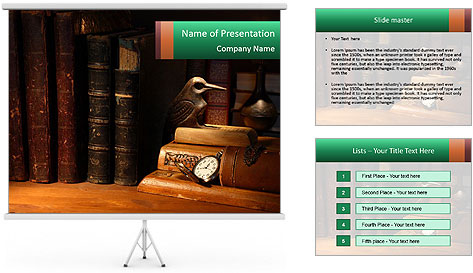 0000074127 PowerPoint Template