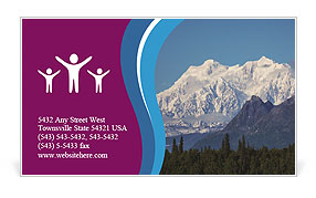 0000074131 Business Card Template
