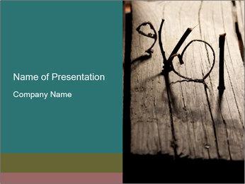 0000074133 PowerPoint Template - Slide 1