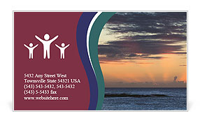 0000074134 Business Card Template
