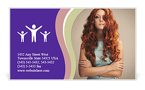0000074141 Business Card Template