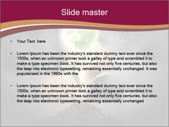 0000074145 PowerPoint Templates - Slide 2