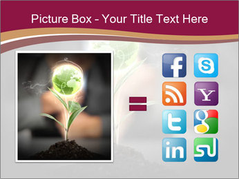 0000074145 PowerPoint Templates - Slide 21
