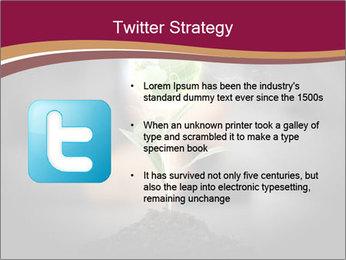 0000074145 PowerPoint Template - Slide 9