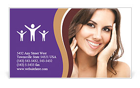 0000074149 Business Card Template