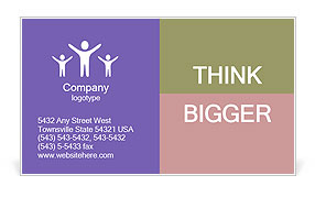 0000074156 Business Card Template