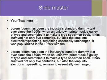 0000074156 PowerPoint Template - Slide 2