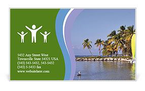 0000074157 Business Card Template