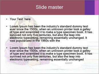 0000074163 PowerPoint Templates - Slide 2