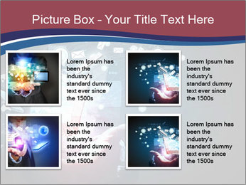 0000074193 PowerPoint Templates - Slide 14