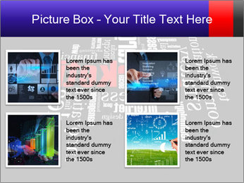 0000074197 PowerPoint Template - Slide 14